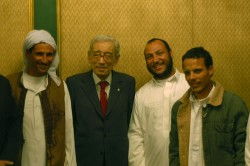 with Boutros Boutros-Ghali